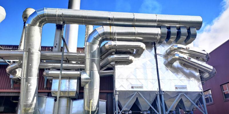 Hornos Fundicion Aluminio - Industria